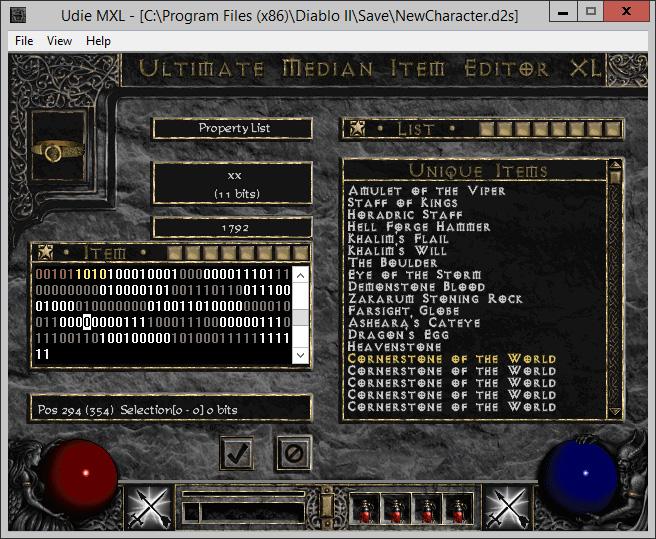 udiemxl item editing services